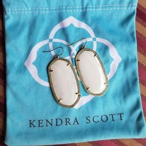 White Kendra Scott Danielles